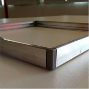 Aluminium Sign Systems | Tensioning Strips | Standard